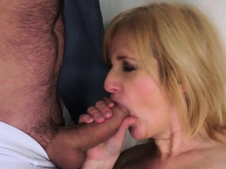 Oldlady fucked and jizzed