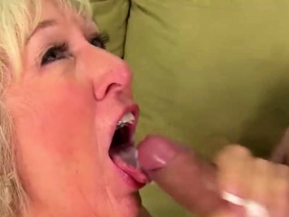 Sixty plus MILFs getting fucked by big cocks