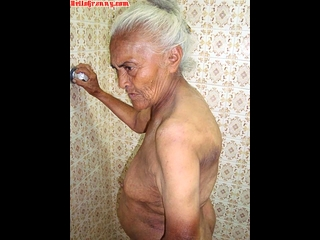 HelloGrannY Top Quality Latin Wrinkles Pictures