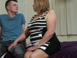 Exotic BBW, Mature porn movie