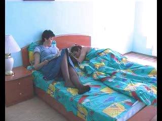 Older Mommy Copulates Youthful Boy-Friend