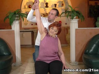 Marsha  Rob in Pour Some Sugar On Granny - 21Sextreme