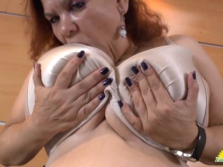 LatinChili Mature Granny Latina Solo Compilation