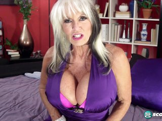 The Sally D'Angelo Anal Fuck Show - 60PlusMilfs