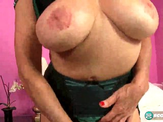 Creampie For Bea Cummins - 60PlusMilfs