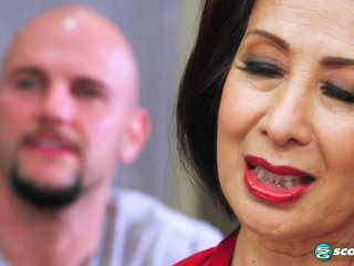 Kim Anh and the ancient practice of sucking and fucking - 60PlusMilfs