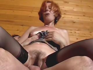 skinny russian mature sagy tits 11