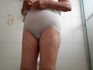 granny shower part 2