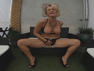 Sandra Granny in Sandra - The Hottest German Milf... - AmateurVR3D