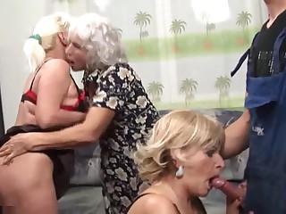Grannies & Mechanic