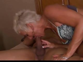 Exotic Big Tits, Granny adult scene