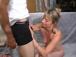Hard amp Loud French Granny Assfuck Excellent mature mature porn granny old cumshots cumshot