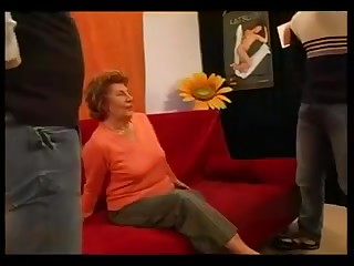Granny Martha with 2 allies.