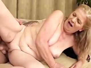 Grand-mere de 70 ans baisee par un jeune lascar