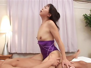 Incredible pornstar Hiroko Akaishi in exotic asian, dildos/toys sex video
