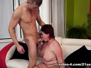 Best pornstar in Exotic Redhead, Big Tits adult video