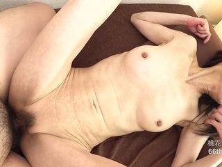 Asian Libidinous Gilf Hot Porn Video
