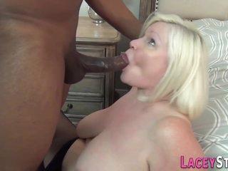 Mommy Granny Sucks Black Dick - Interracial Porn