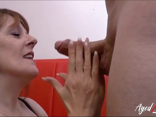 Mature Blowjob And Wet Pussy Licking