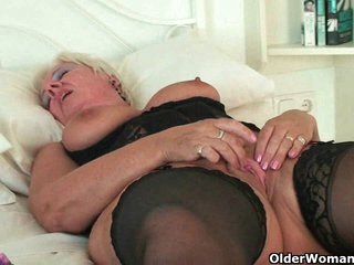 British granny needs orgasm